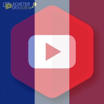 Acheter des vues Youtube française