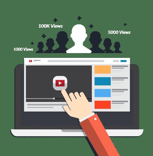 acheter des vues YouTube et augmenter la popularité de vos vidéos sur YouTube