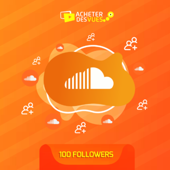 Acheter 100 Followers SoundCloud