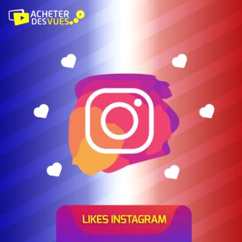 Acheter des Likes Instagram Français
